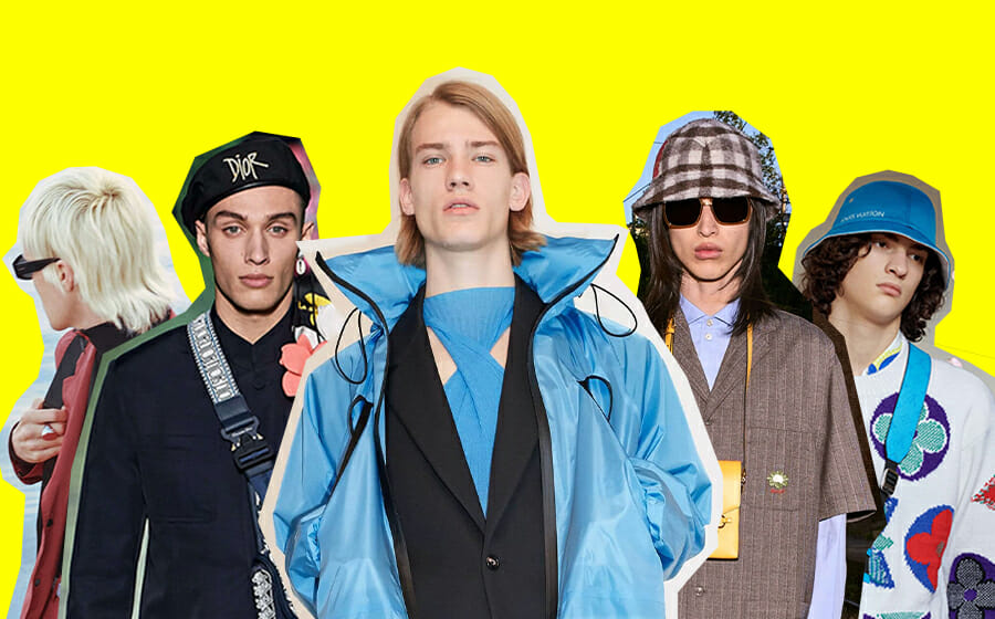 A First Look at The Worldliness of Pre-Fall '20 Menswear Trends