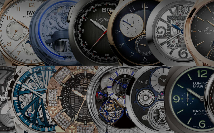 A Round-Up of The Best Releases From Watches & Wonders 2020 and More