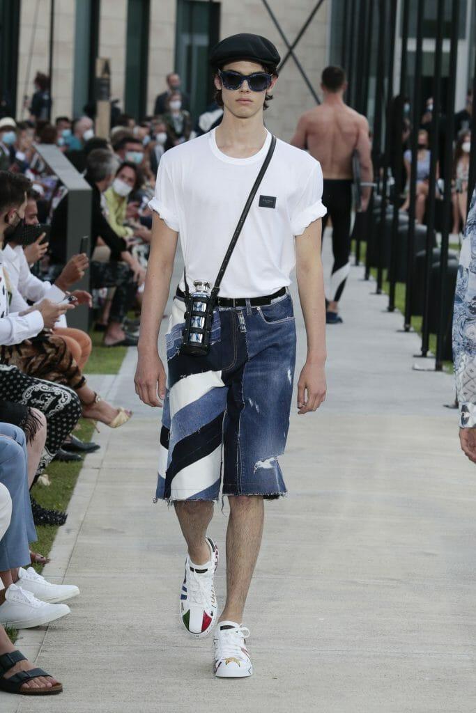 Dolce & Gabbana's Spring 2021 Menswear Show