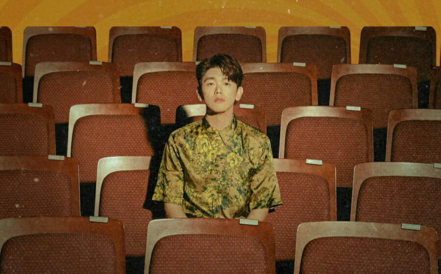 Eric Nam's The Other Side Album Cover is A Lesson in Summer Style