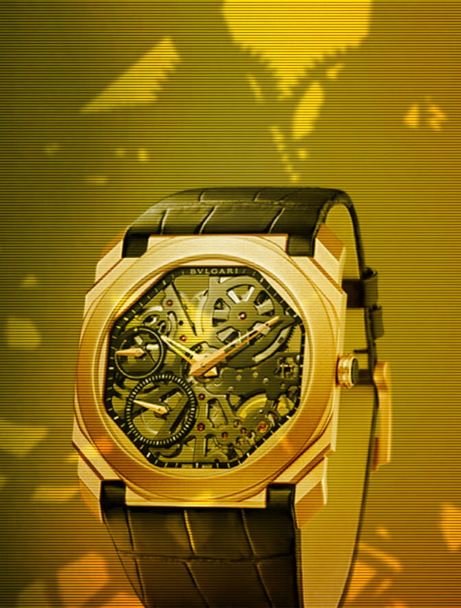 skeleton watches of 2020