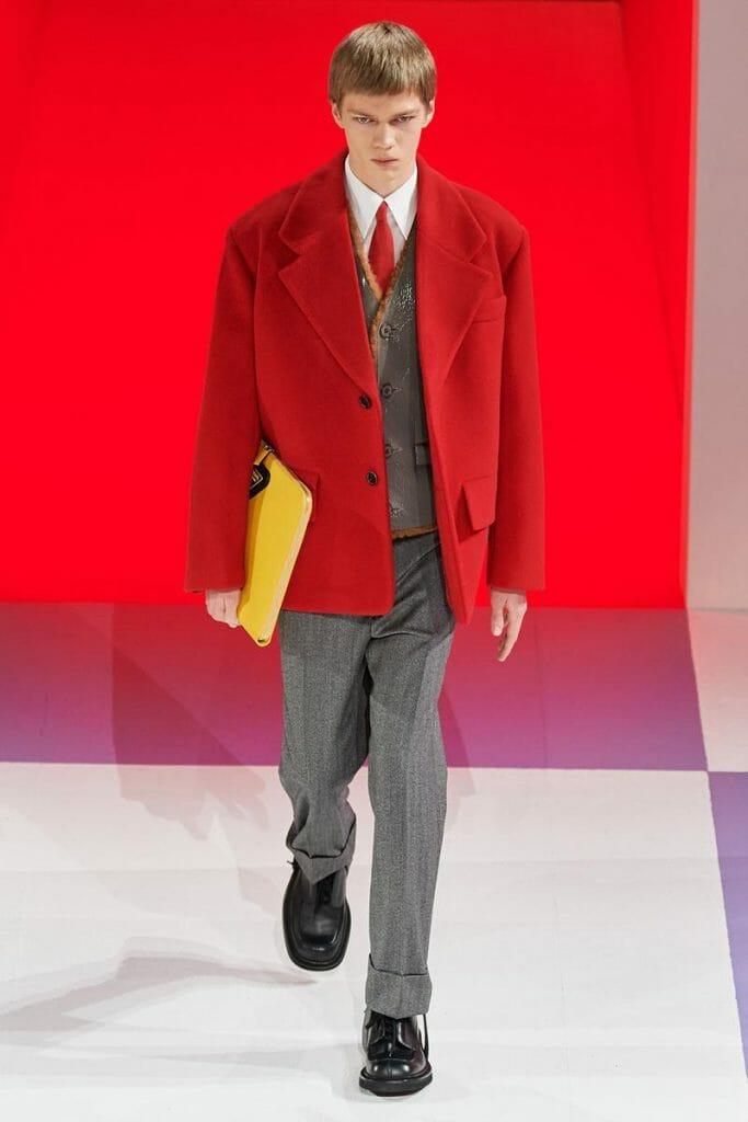 The Biggest Fall/Winter '20 Menswear Trend Is to Wear a…Tie?