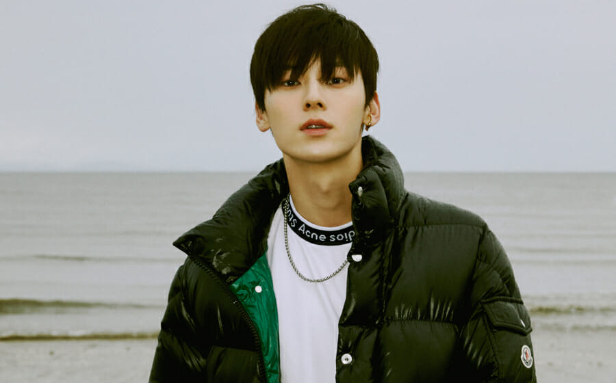 #ManCrushMonday — Hwang-Min Hyun in Moncler Collection is A Lesson in Acing the 'Gram