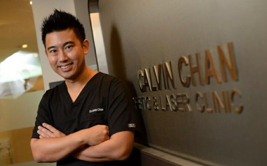 Dr Calvin Chan Reviews Patrick Bateman's Skincare Routine in American Psycho