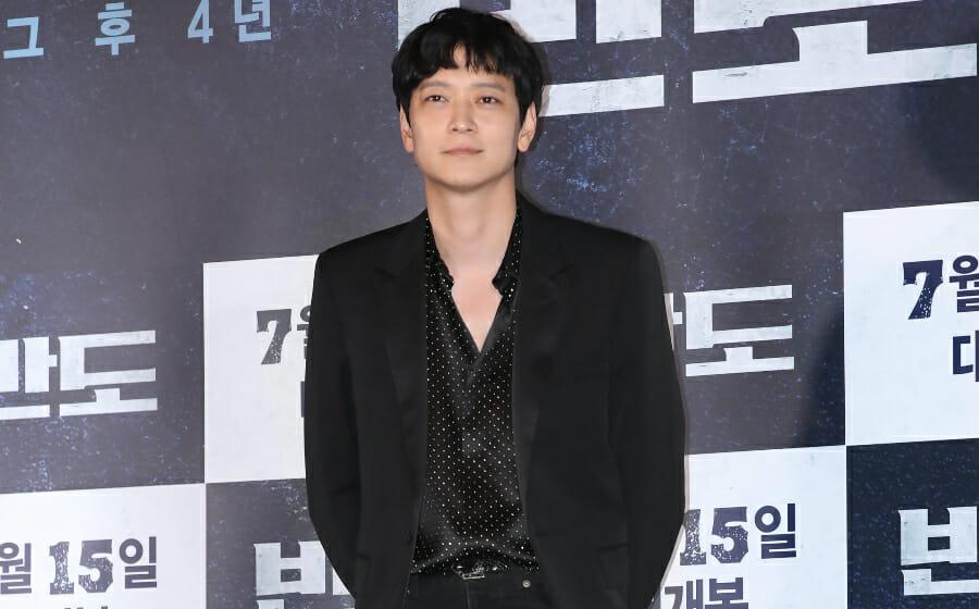 #ManCrushMonday — Kang Dong Won Goes Full Zaddy in A YSL Suit