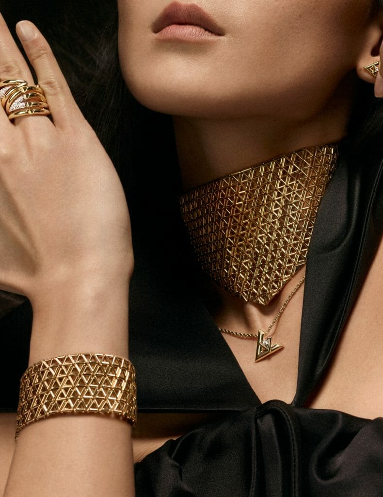 Louis Vuitton Volt Jewellery Collection
