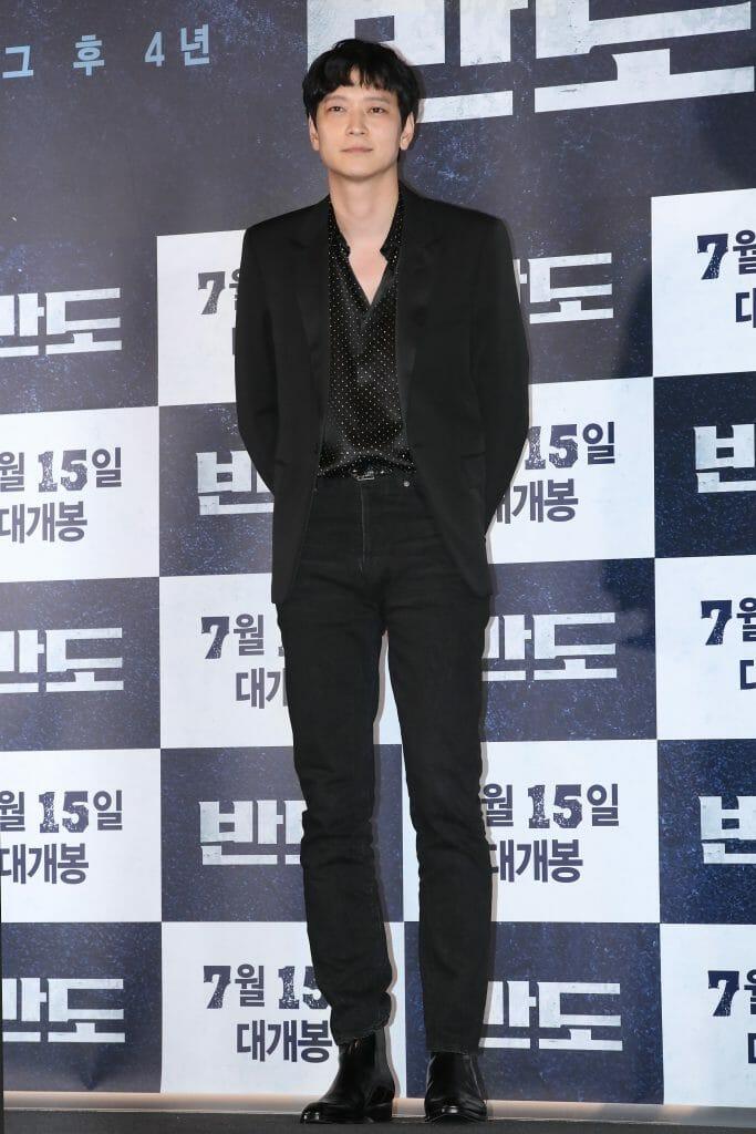 Kang Dong-Won YSL