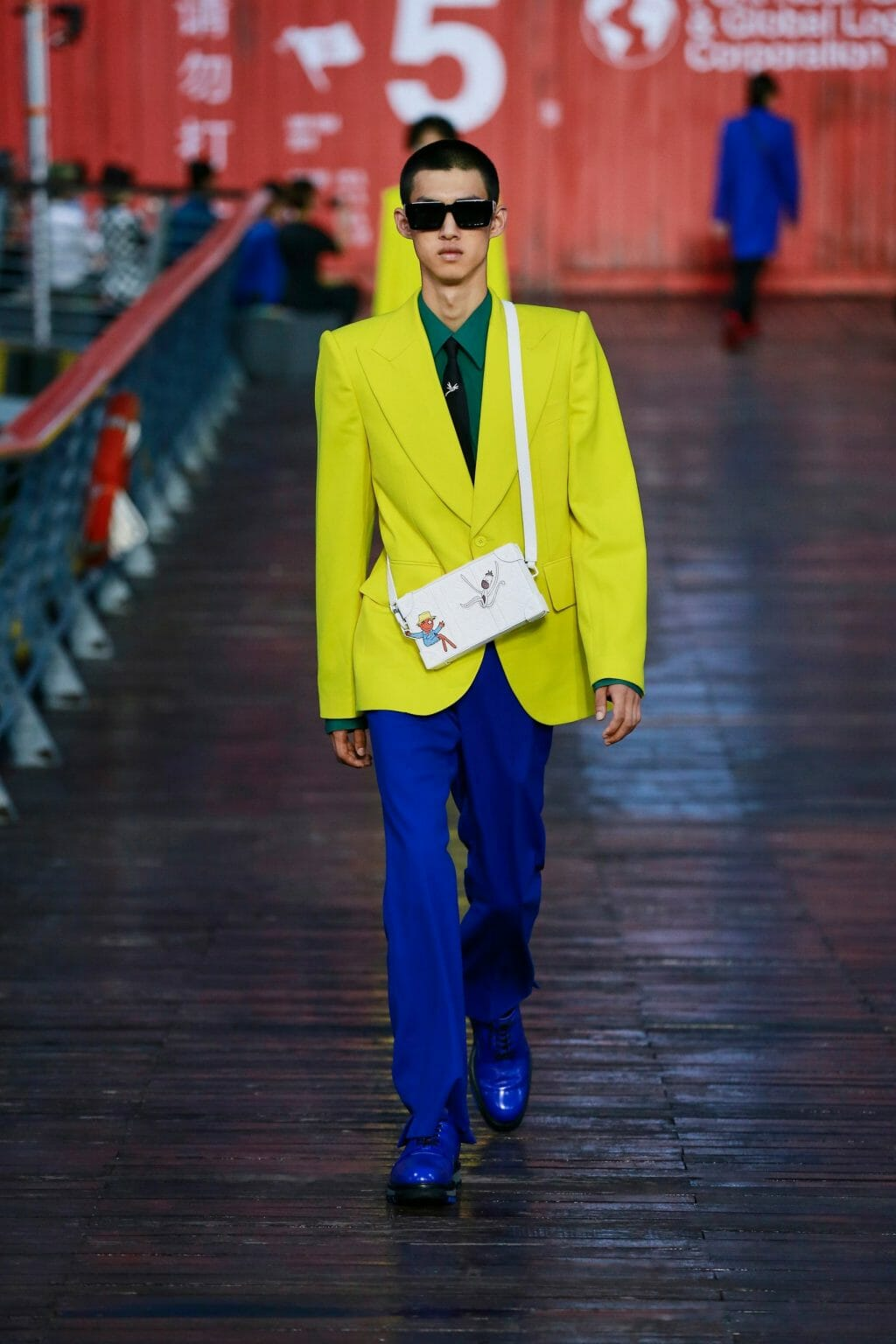 Louis Vuitton Men's Spring Summer 2021 show