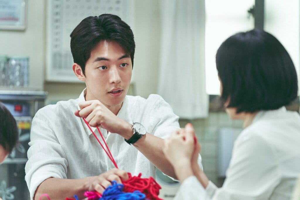 Nam Joo-Hyuk Talks About his Role as Hong In-Pyo In The School Nurse Files