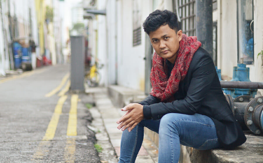 "Suffian Hakim on His Latest Experiment ""The Serial Short Story Project"""