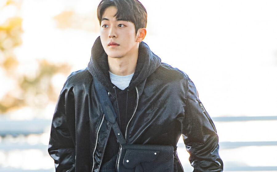 #ManCrushMonday — Nam Joo Hyuk Reminds Us of How Fly the Dior Saddle Bag Is