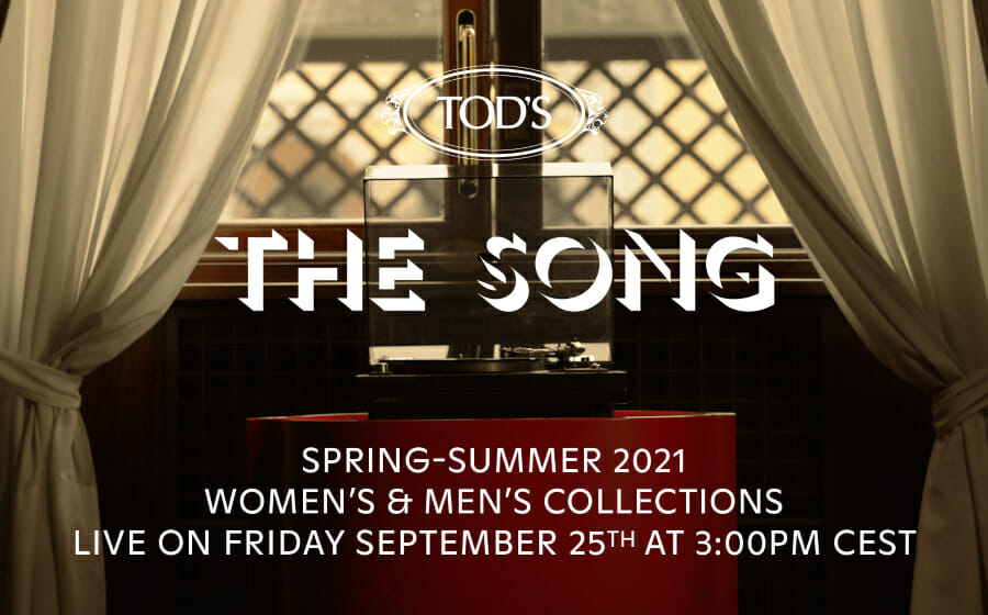 LIVESTREAM — TOD'S Spring Summer 2021 Show