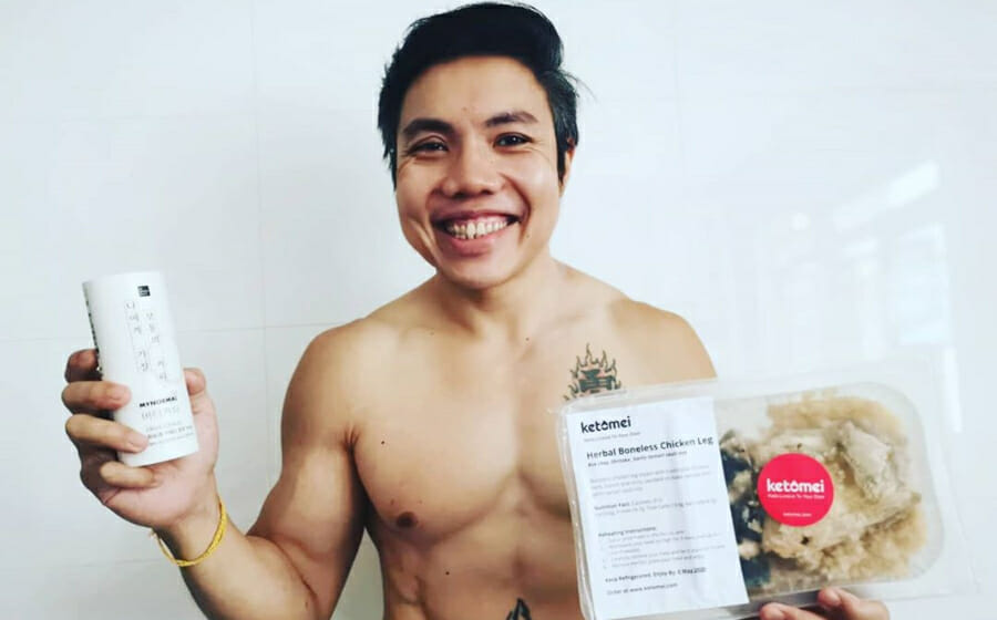 How to Lose 27kg in Three Months with A Simple Keto Diet According to Shane Quek