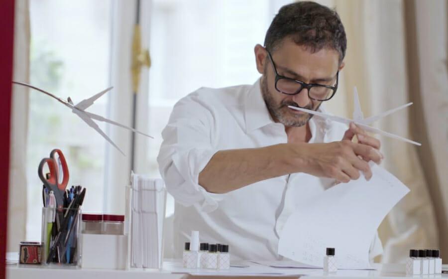 #MensFolioMeets Francis Kurkdjian on His Latest Fragrance, L'Homme À la rose