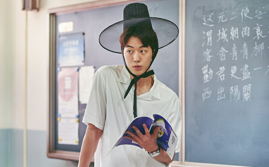 #ManCrushMonday — Nam Joo-Hyuk Talks About his Role as Hong In-Pyo In The School Nurse Files