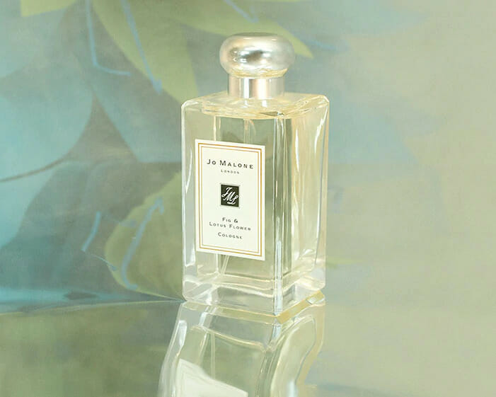 fragrances with incredible sillage Jo Malone Fig & Lotus Flower Review