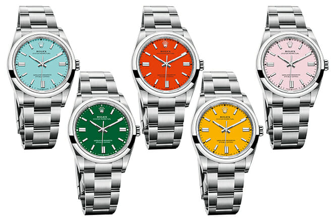 Rolex 2020 novelties