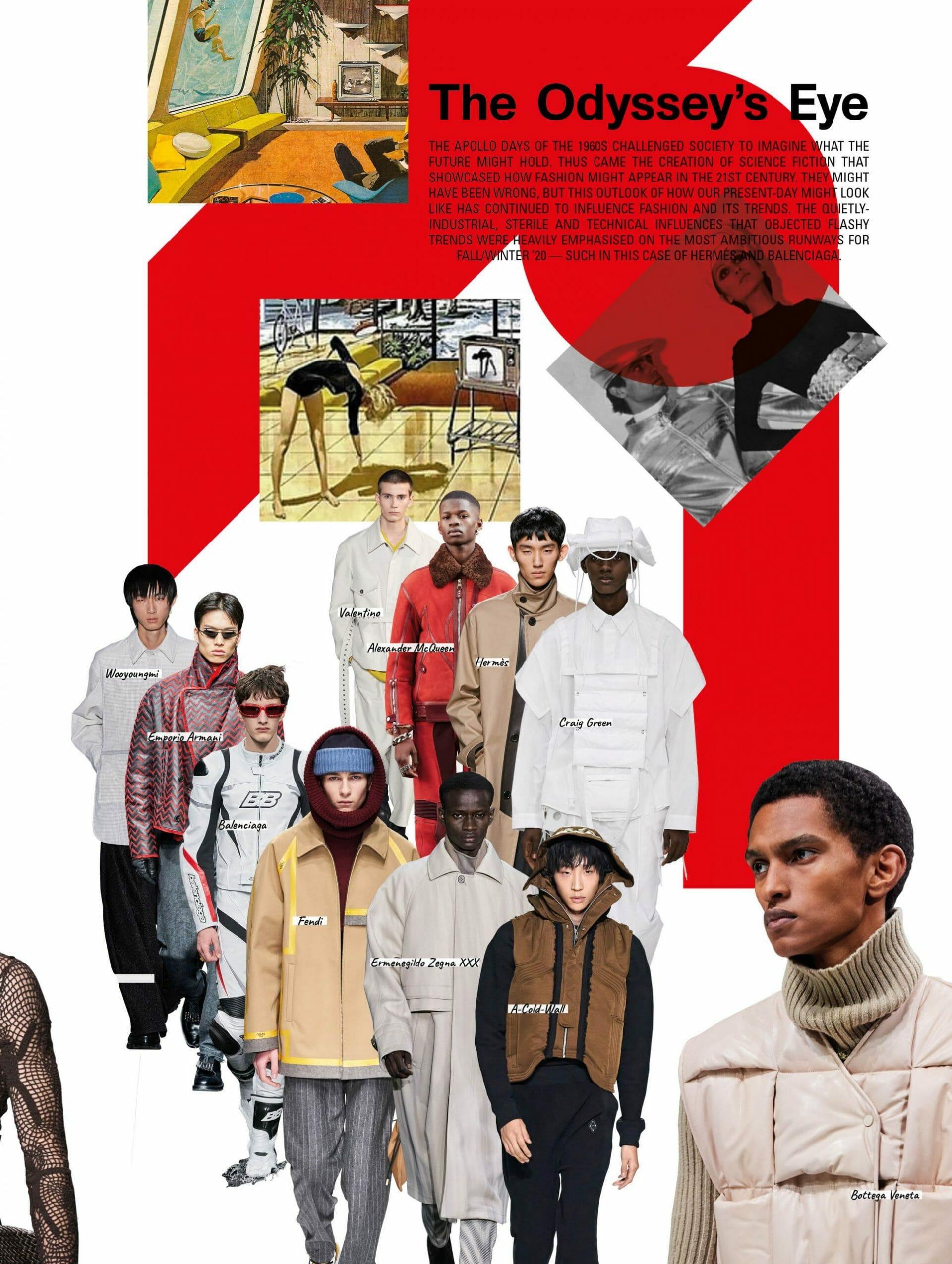 Menswear Fall Winter 2020 trends