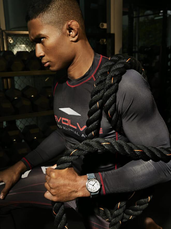 One Championship Athlete Amir Khan Evolve MMA Lightweight Watches of 2020