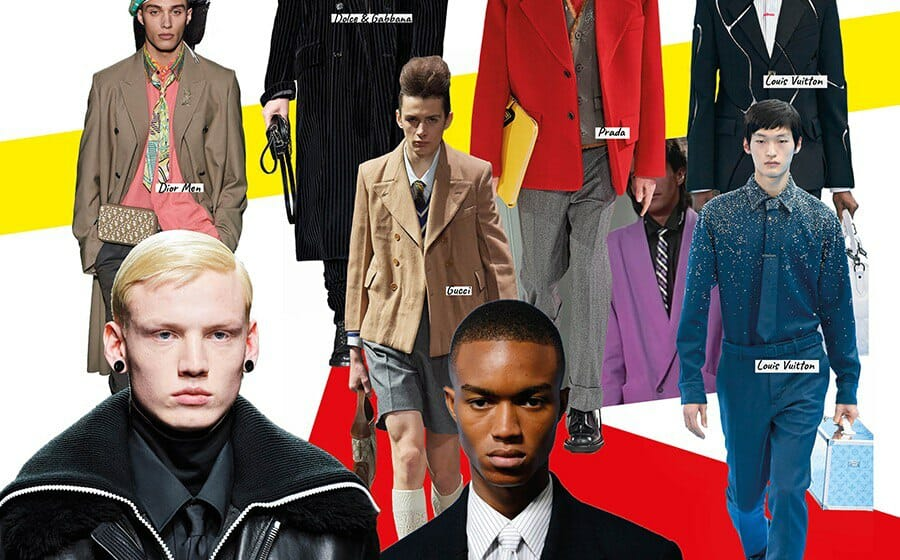 The 10 Blockbuster Menswear Fall Winter 2020 Trends to Look Out For
