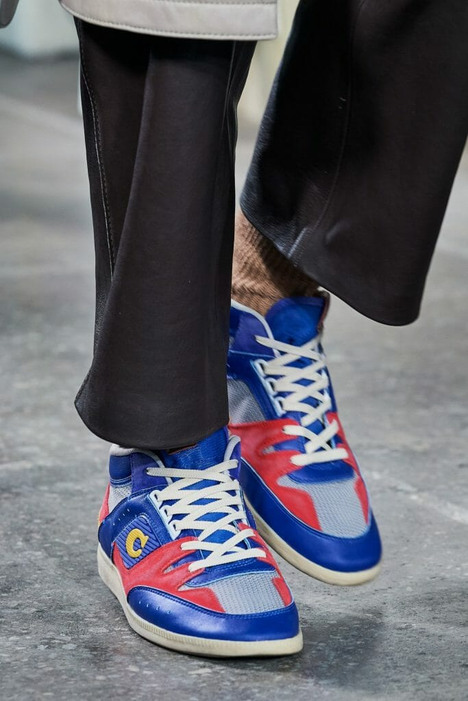 fashion news in October 2020 coach citysole sneakers