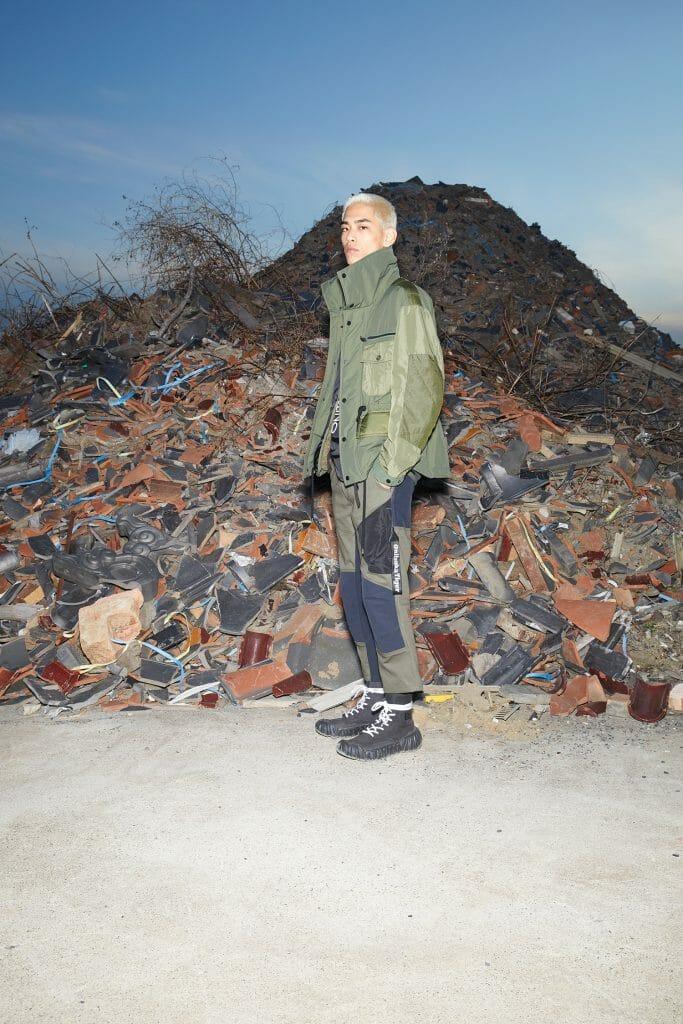 #MensFolioMeets Andrea Pompilio, the Italian Creative Behind Japanese Label Onitsuka Tiger