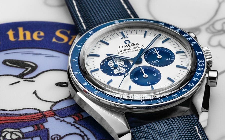 A Tale of Omega, Snoopy and NASA Becoming Best Friends
