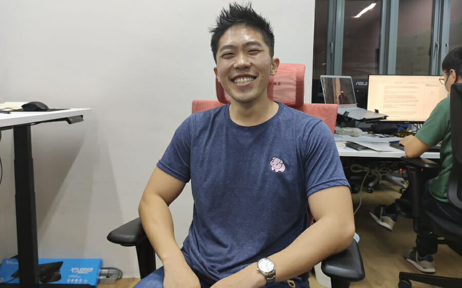 #MensFolioMeets Joshua Chan, the Man Behind Ergonomic Office Chair Ergotune