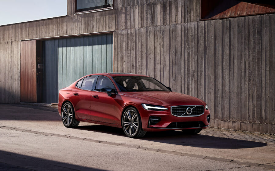The New Volvo S60 Is Guaranteed To Give You the Electric Feels