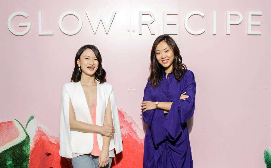 #MensFolioMeets Sarah Lee and Christine Chang of Glow Recipe, the Duo Pioneering Skipcare