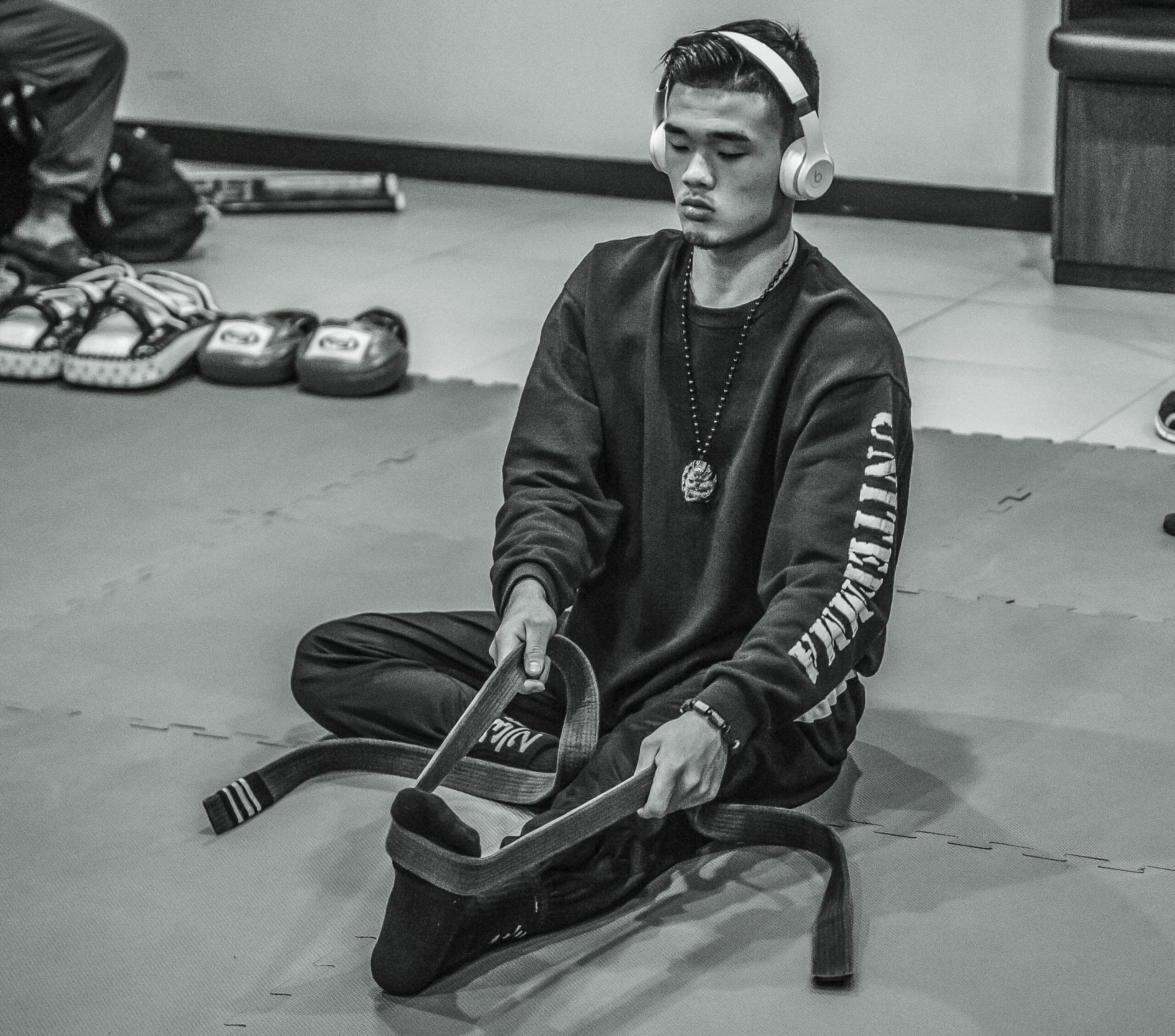 The Pre-Fight Routine of ONE Championship's Christian Lee