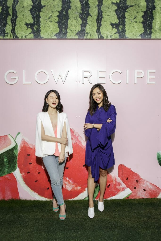 #MensFolioMeets Sarah Lee and Christine Chang of Glow Recipe; the Duo Making Skincare Fun