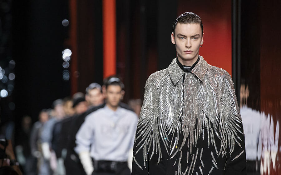 The Labour Of Love that Went into Dior Men's Winter 2020 Collection