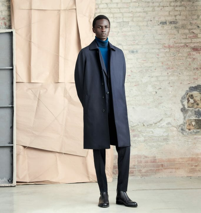 fashion news in October 2020 Zegna what makes a man