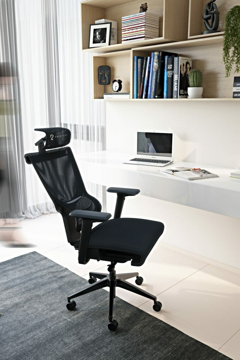 Joshua Chan, the Man Behind Ergonomic Office Chair Ergotune