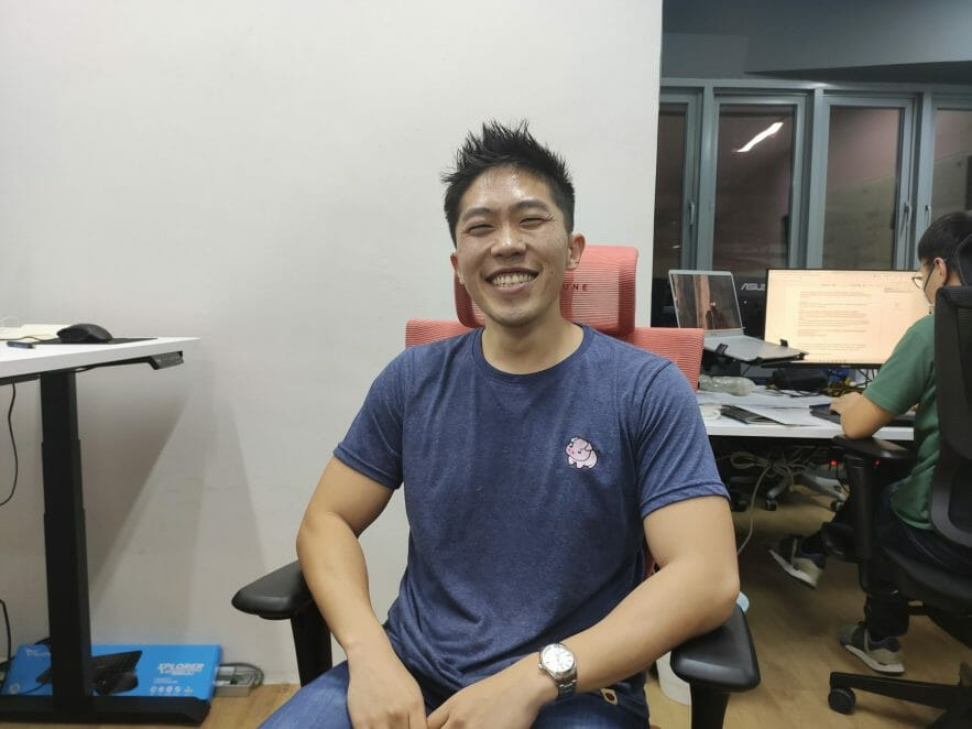 Joshua Chan, the Man Behind Ergonomic Office Chair Brand Ergotune