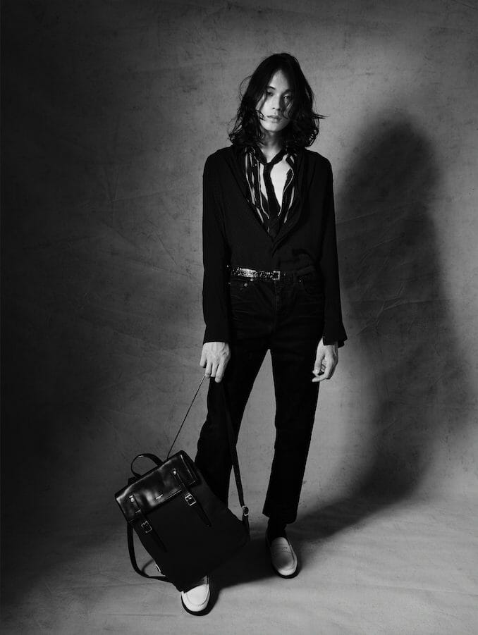 The Cinematic Appeal Of the Saint Laurent Fall Winter 2020 Collection
