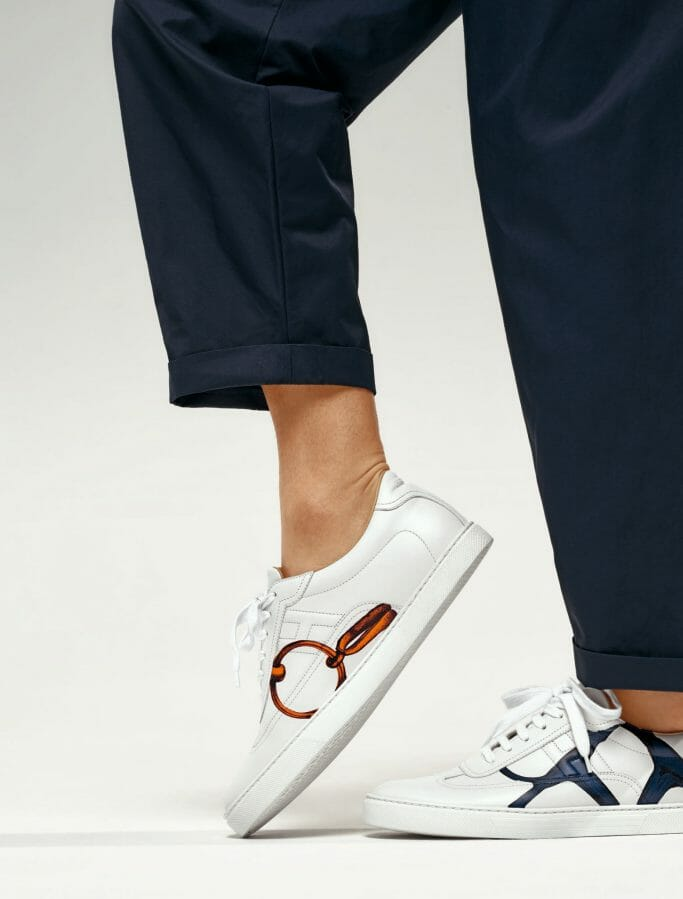 Pierre Hardy Turns Time Back For the Hermès Fall Winter 2020 Collection