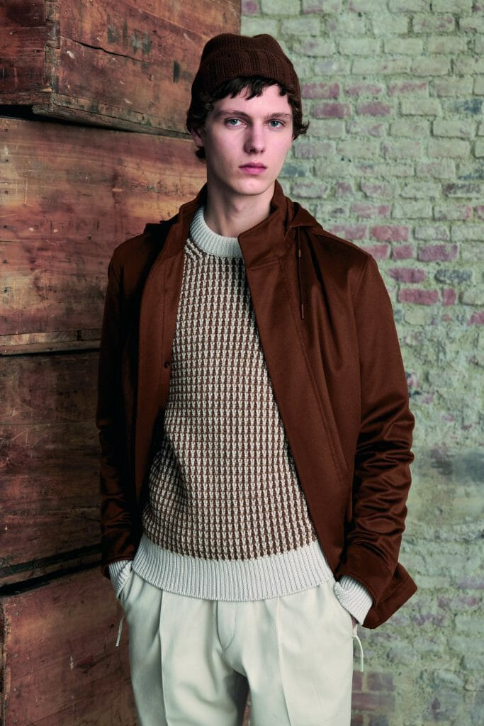 The Ermenegildo Zegna Luxury Leisurewear Collection Is For Lounge Gods
