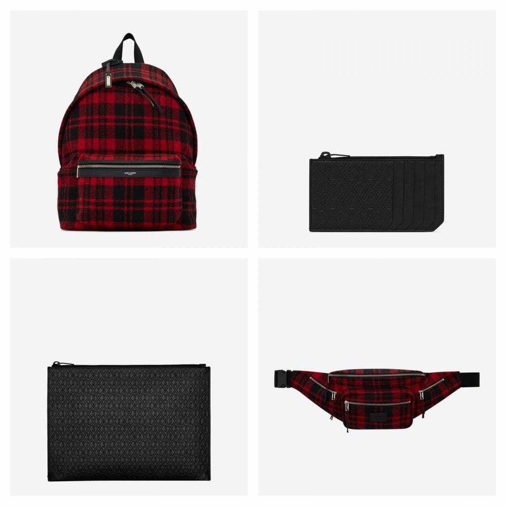 The Saint Laurent Christmas 2020 Capsule Collection Dispenses with The Bells & Whistles