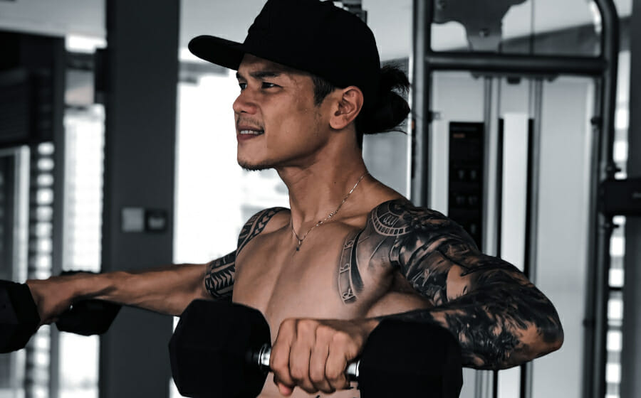 The Fitness Routine of Football Freestyler and Coach Terence Ong