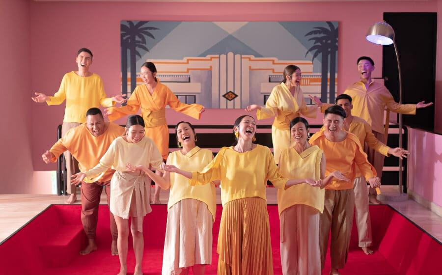 Tan Bee Thiam Takes us Through the Filming of Tiong Bahru Social Club