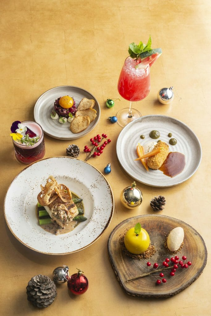 The Gut Busting Meals From the Marina Bay Sands Festive Dining Menus