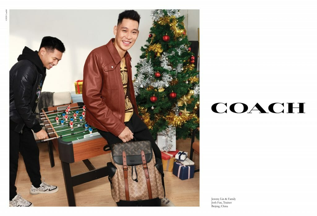 It's Time to Celebrate Christmas Like the Dudes in the Coach Holiday Campaign