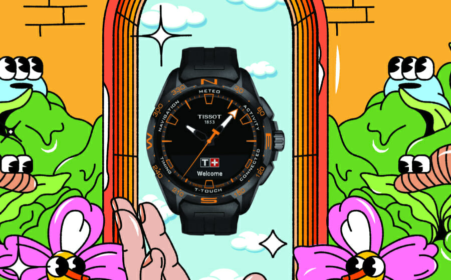 Natasha Hassan Gives a New Meaning to The City Inspired Watch
