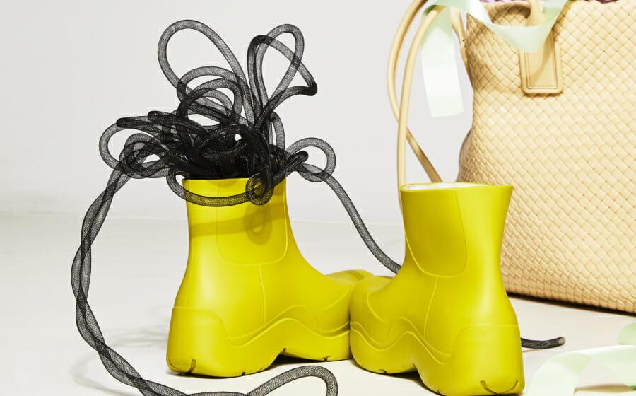 Artist Stephanie Jane Burt Turns Bottega Veneta's Accessories into Whimsical Sculptures