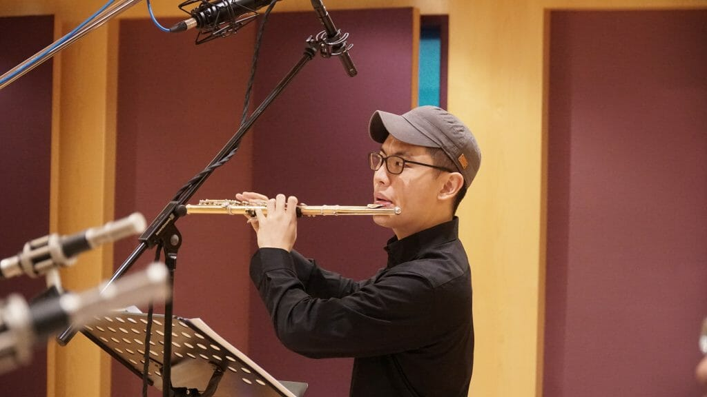 Rit Xu of Evolution Quartet Is a Jazz Flautist That Colours Outside the Lines