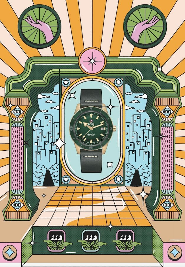 Natasha Hassan Gives a New Meaning to City Inspired Watches