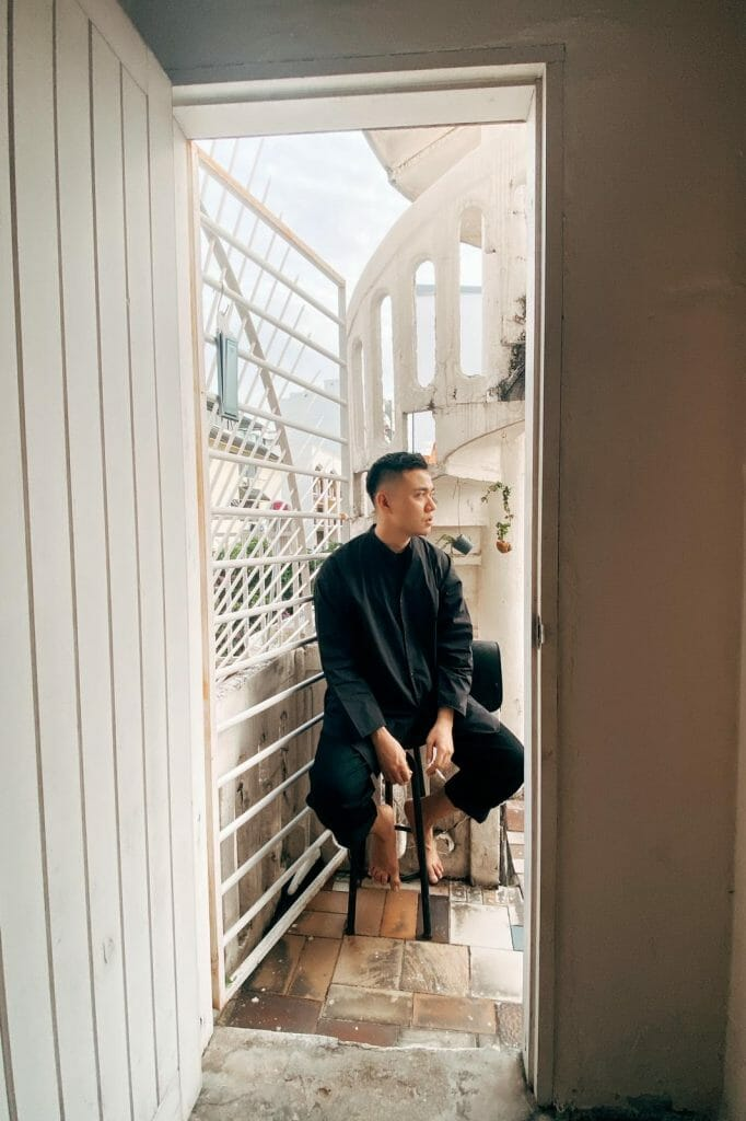 Pit Firdaus Aris of Studio Vetyver On Creativity and Traditions