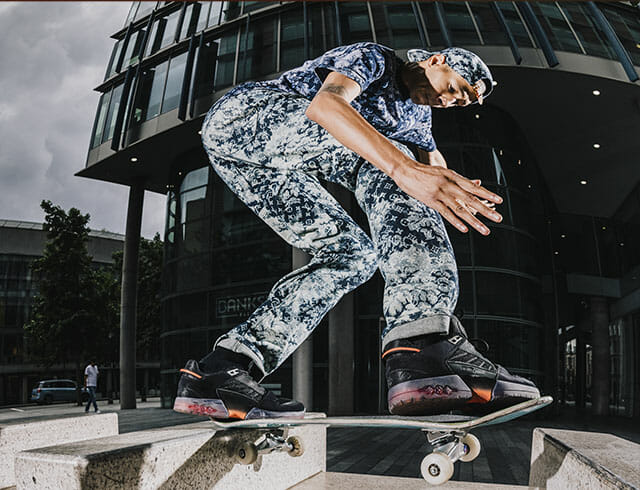 Louis Vuitton Presents the Skateboarding-Inspired Sneaker for All to Wear